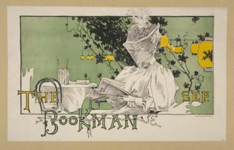 vintage print from ny library