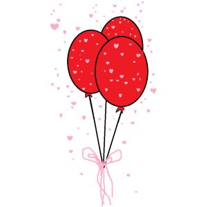 heart balloons 2